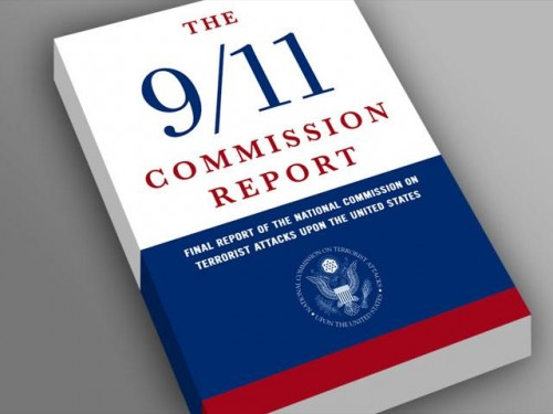 Toward an Index of the 9/11 Commission Report