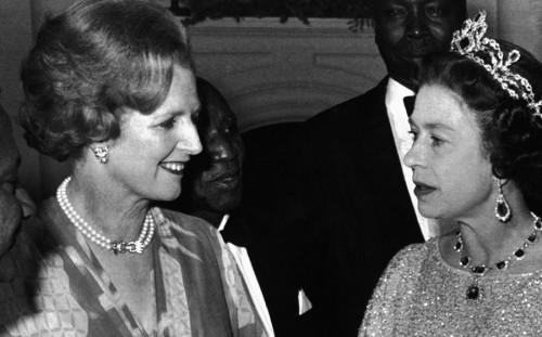 On Margaret Thatcher
