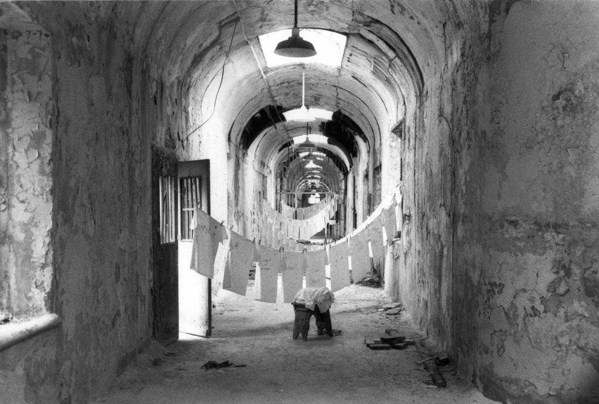 The Black Iron Prison