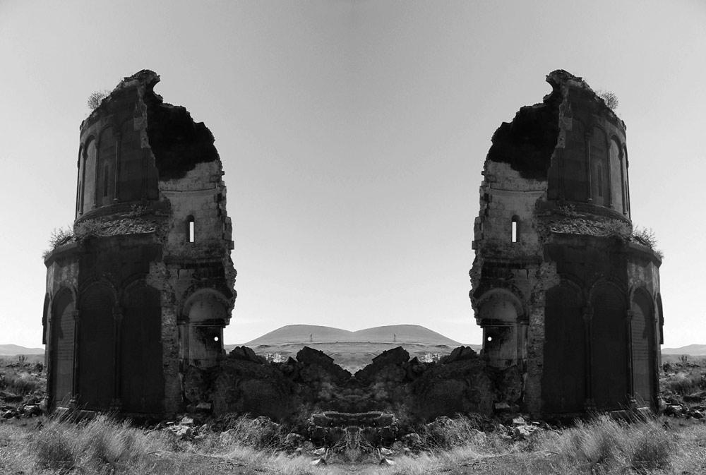 Church of the Redeemer, Ani Ruins, Kars Province, Turkey