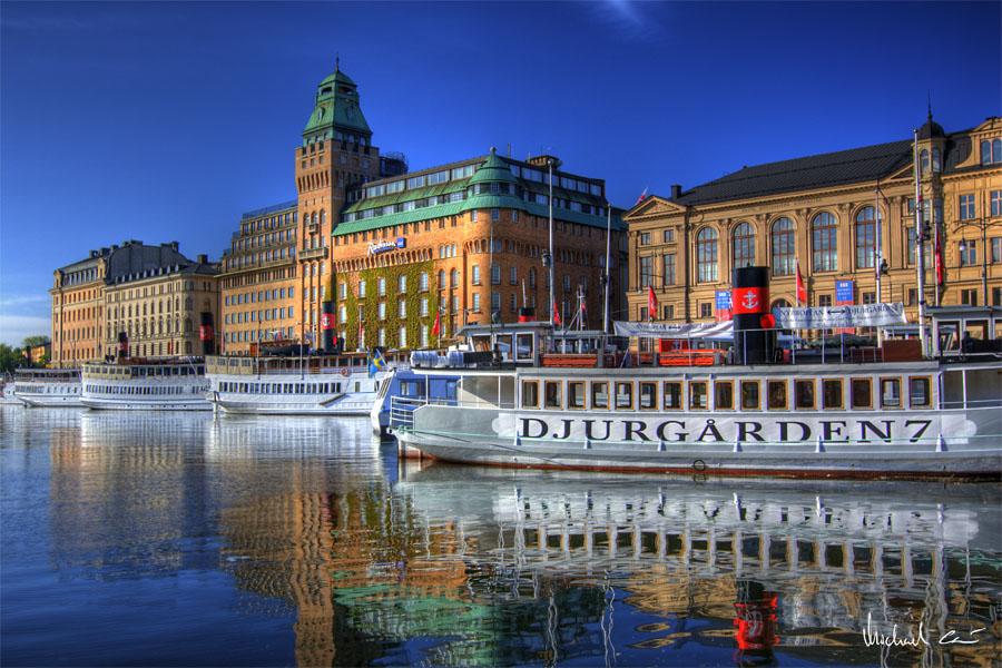Ships of Stockholm