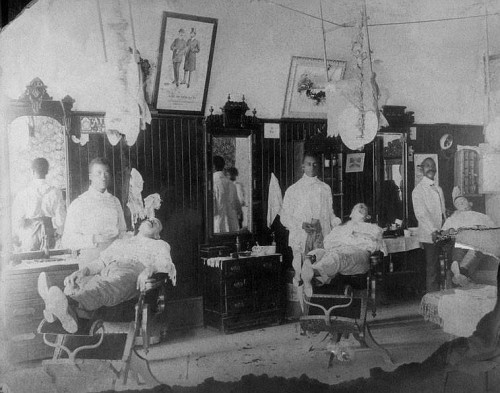 Barbering for Freedom