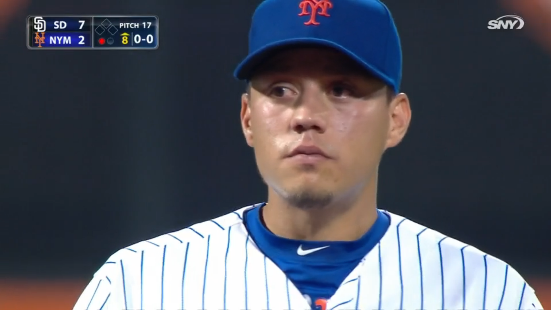 Wilmer Flores and the Yellow Parakeet