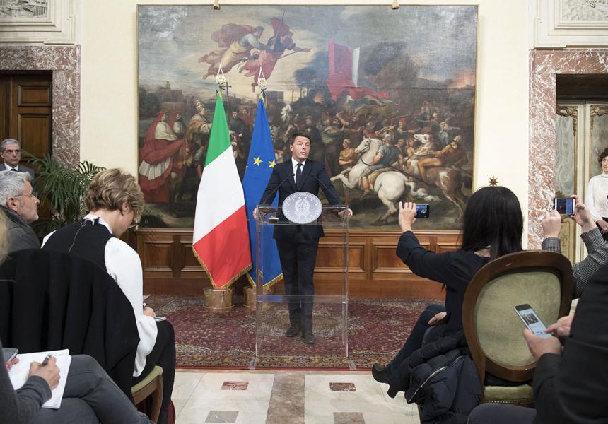 The Italian Referendum Victory