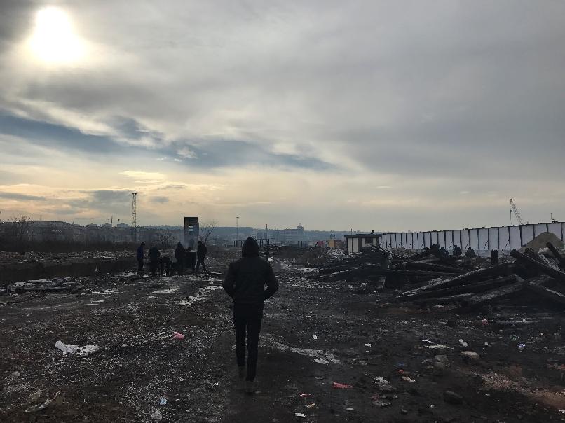 Refugee Stasis