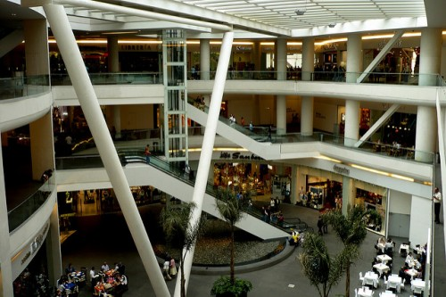 An Alternate Future for the Mall