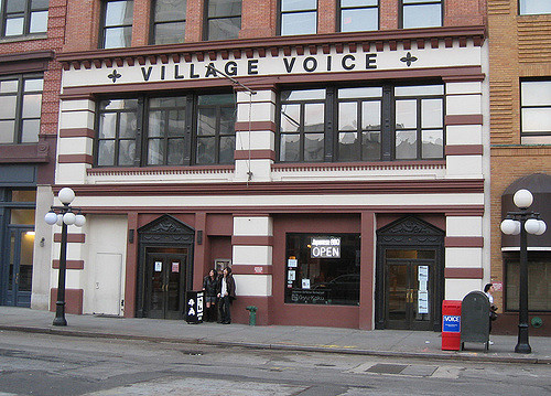 The <em>Village Voice</em>: Another Last Goodbye