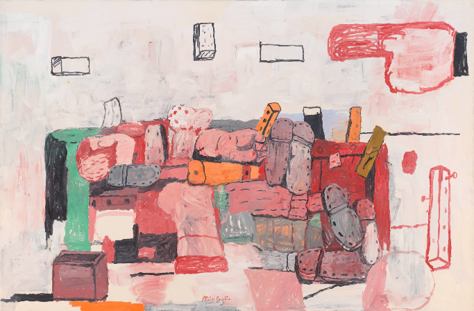 Guston Can Wait