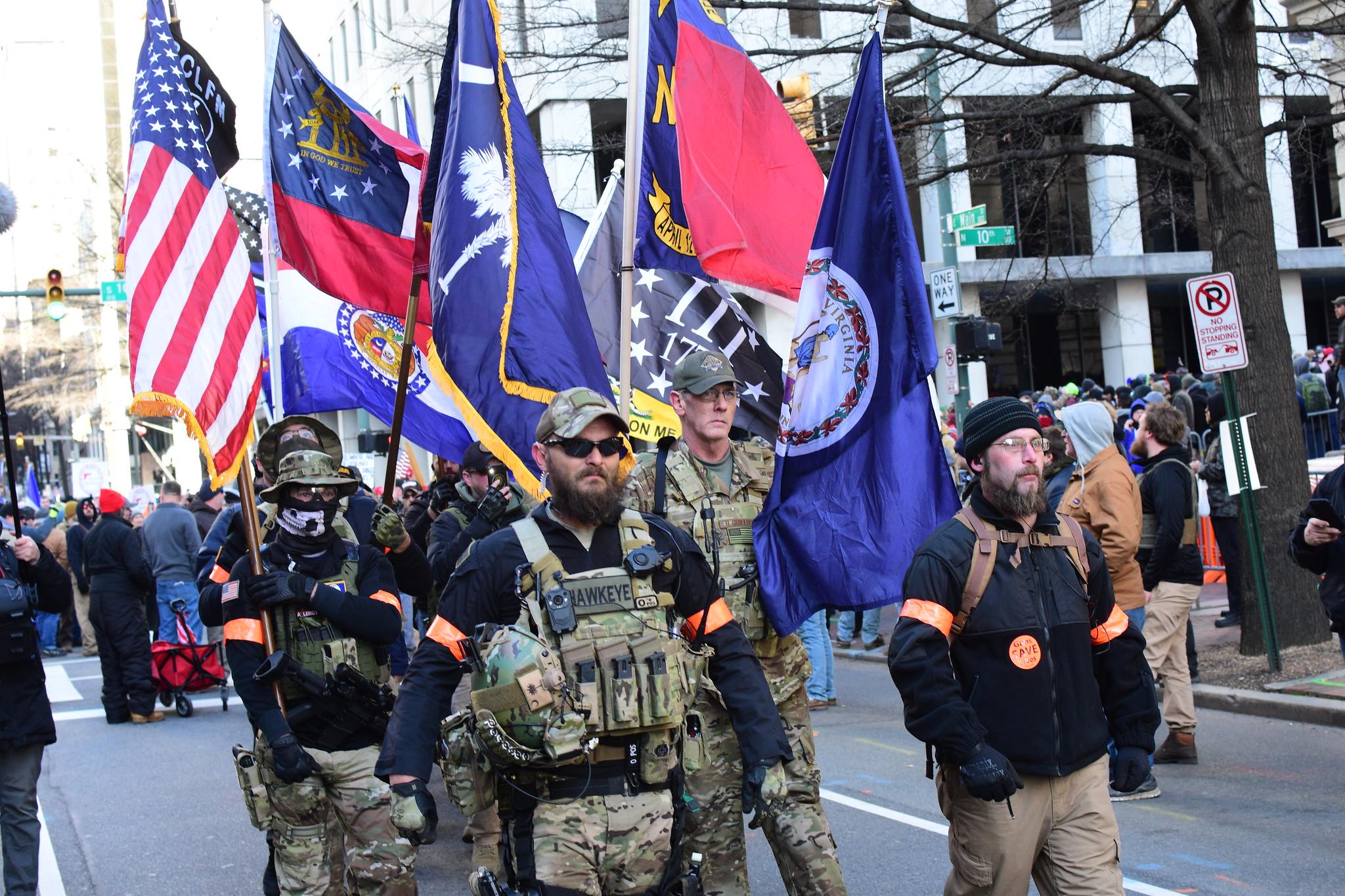 The Militia Question