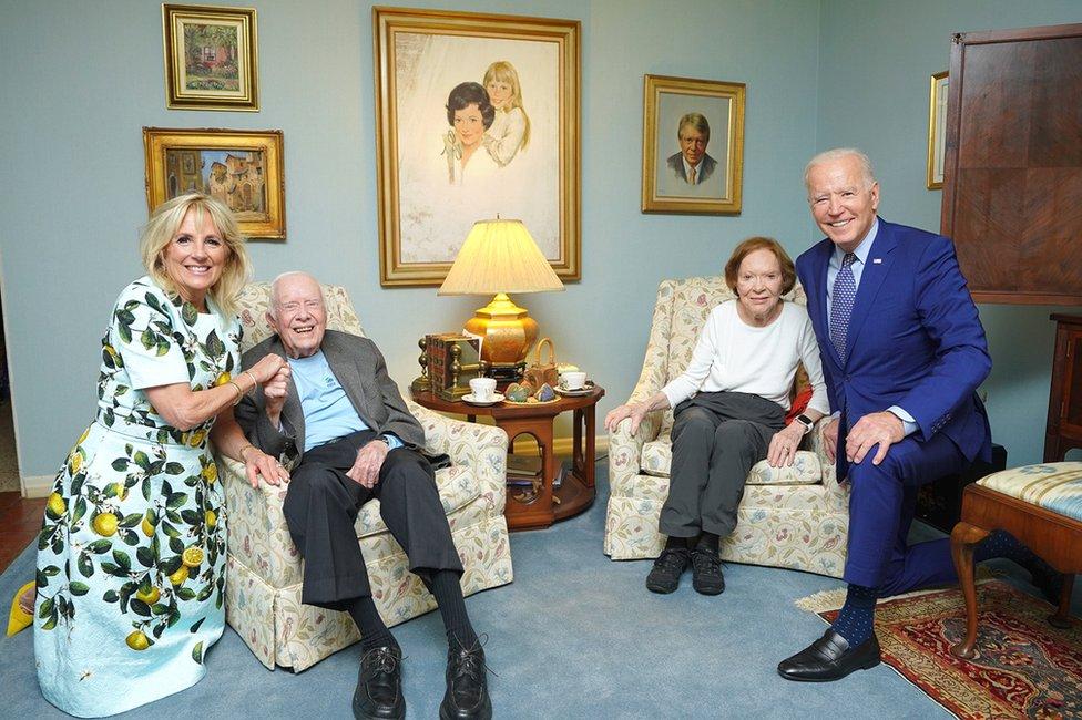 Big Jill, Little Jimmy, Little Rosalynn, Big Joe